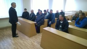 Учебный центр ДОСААФ - курсы повышения квалификации Мастеров ПОУ МТС