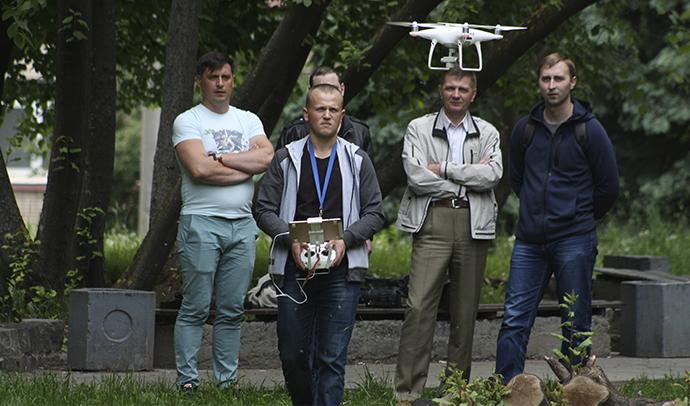 Первоначальная подготовка операторов беспилотных летательных аппаратов (БЛА)